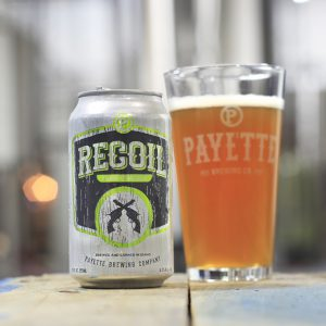 Payette Brewing Releases Recoil IPA in Cans