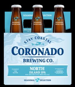 Coronado Brewing North Island IPA