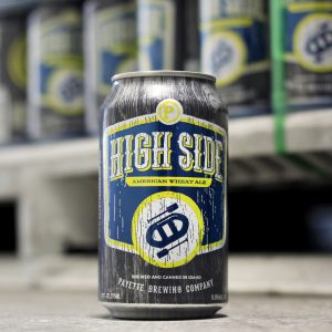 Payette Brewing Releases New Seasonal, High Side Wheat
