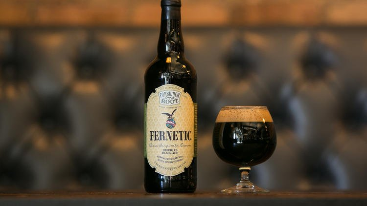 Forbidden Root and Fernet-Branca Collaborate on Rare Amaro-Flavored Ale