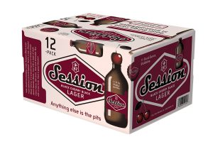 Session Black Cherry Black Lager is New to the Session Series 12-Pack