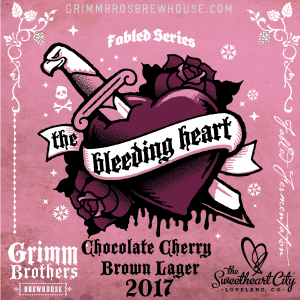Loveland's Official Valentines Beer Releases February 1st