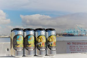 LA's Brouwerij West Releases First Runs of Cans