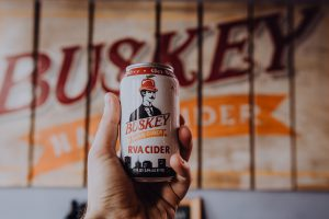 For immediate release: Buskey Cider to Produce First 12oz 6-Pack of Canned Hard Cider in Virginia