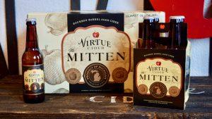 The Mitten virtue cider