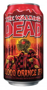 Terrapin Beer Co., Skybound to Partner Again on The Official Beer of the Undead