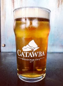Catawba Brewing Releases Small Batch Blood Orange IPA (graphics and photo attached)