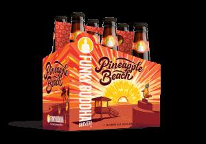 funky buddha brewery blonde pineapple