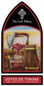 PRESS RELEASE: The Lost Abbey to release Cuvee de Tomme in 750ml Bottles