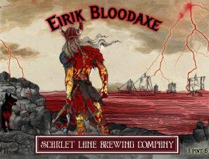 Scarlet Lane Announces Eirik Bloodaxe 2017 Launch
