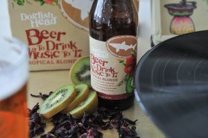 For Immediate Release: Dogfish Head Releases Beer To Drink Music To '17 & Announces 29 City Tour as Lead up to Record Store Day!