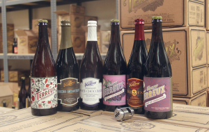 Six oak-aged beers rollout today from The Bruery® and Bruery Terreux® to Society members