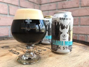 """DARWIN BREWING CO RELEASES CULT FAVORITE """"LLAMA MAMA"""" IN CANS"""
