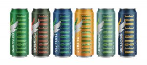 FOR IMMEDIATE RELEASE: Resurgence launches new line of four-pack cans