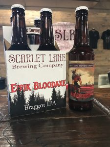 Scarlet Lane Brewing Company Launches 12oz IPA Packages