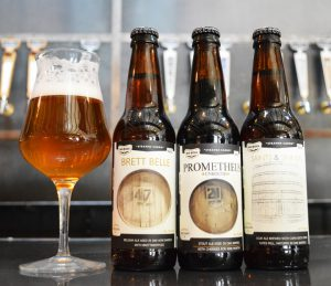 Big Boss Brewing's Latest Set Of Oak Aged Ales