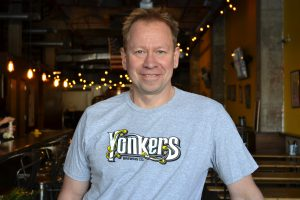 BIG THINGS BREWING IN YONKERS ATTRACTS AWARD WINNING BREWMASTER