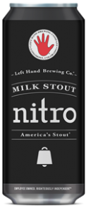 Introducing Milk Stout Nitro CANS