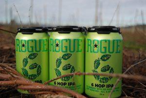 rogue 6 hop cans
