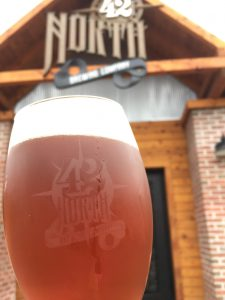 42 North Debuts Norcia Belgian Style Dubbel