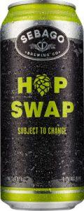 sebago brewing hop swap