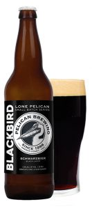 Pelican Brewing Company releases Blackbird Schwarzbier as part of Lone Pelican Small Batch Series