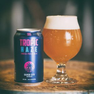 Silver City Brewery Tropic Haze India Pale Ale