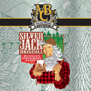 """Midland Brewing Company Announces Limited Release of """"Silver Jack Driscoll"""" Russian Imperial Stout"""