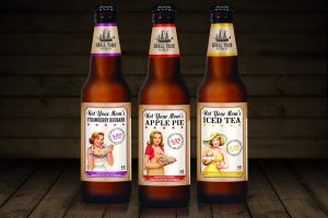 Small Town Brewery Releasing Not Your Mom's Series of Flavored Brews