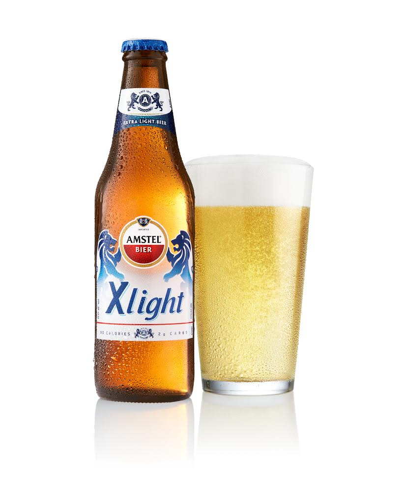 Amstel Beer Pint Glass Latest Design