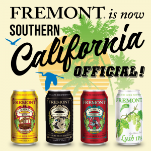 Announcing Southern CA Distribution