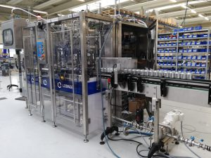 Today we are introducing our MULTIMA LC18 Can filler + LW502 Can seamer
