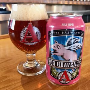 Avery Brewing Co. Launches Hog Heaven in Cans