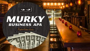 speakeasy murky business apa