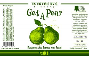 Everybodys Brewing-Get a Pear-For TTB