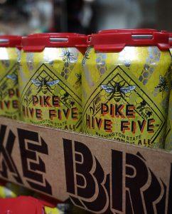 pike hive five