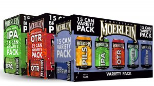 Christian Moerlein Launches New 15 Can Brewer's Variety Pack