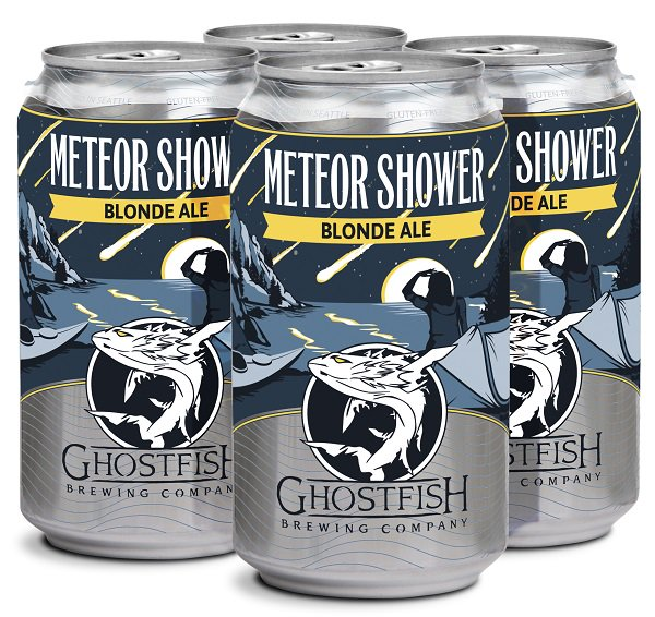 Seattle Wa Ghostfish Brewing Company Spent Much Of Its First Two Years Setting Out To Prove Gluten Free Beer Could Be Every Bit As Intense And Diverse As