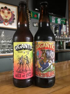 "Gigantic Brewing Announces 5th Anniversary ""Greatest Hits"" Lineup"