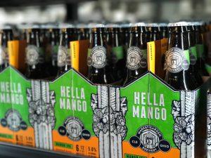 Spring is here! Market Garden Brewery releases Hellamango IPA
