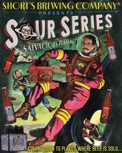 Short's Brewing Co. Announces Release of Sour Series and Specialty New England Style IPA