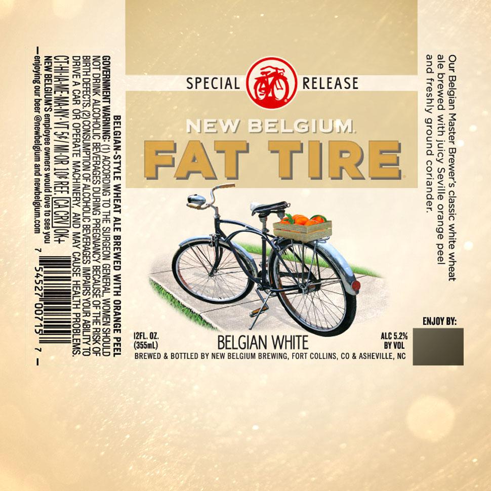 New Belgium Brewing Announces Fat Tire Line Extension Brewbound Com