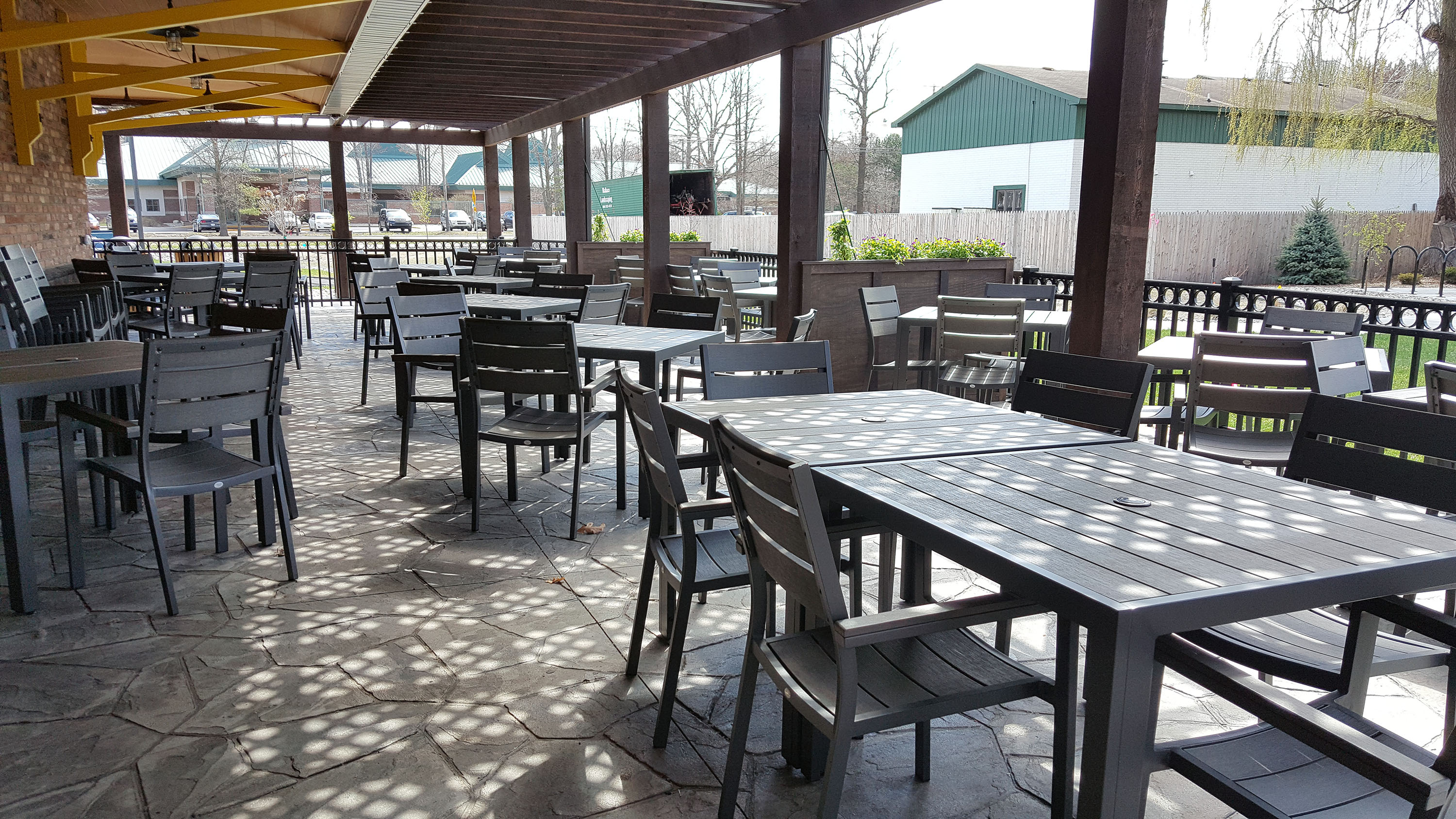Midland Brewing Company Opening Outdoor Beer Garden Patio And Event Space  April 28 | Brewbound.com