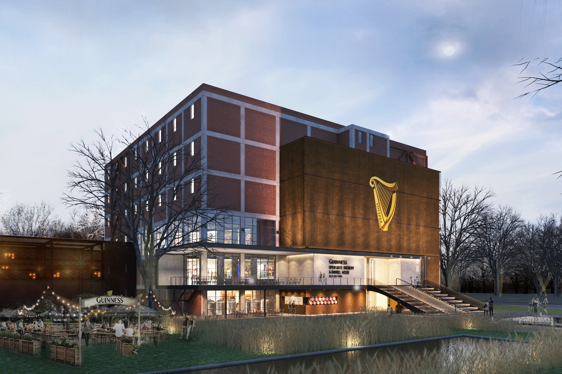 diageo names peter wiens brewmaster of guinness u s