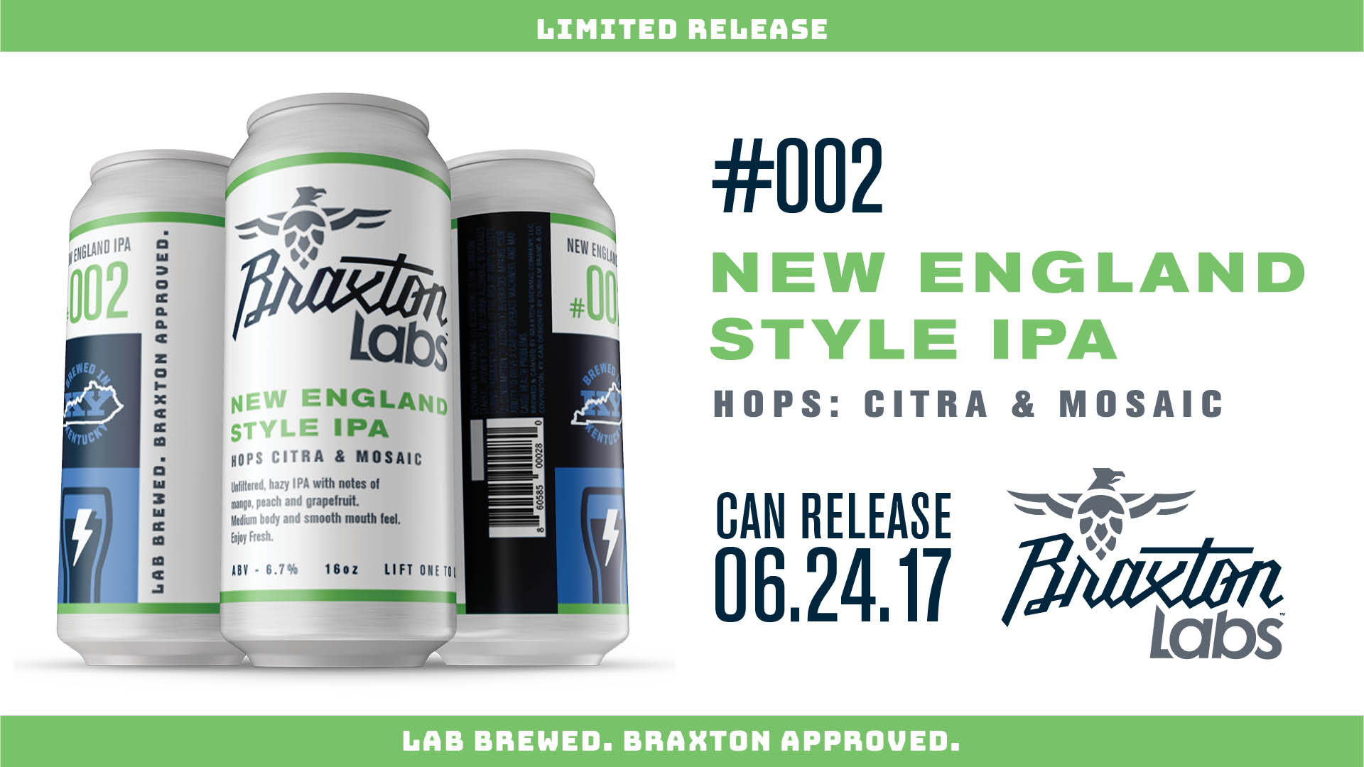 The Beer Will Be A New Release And The Companyu0027s Second Iteration Of The  Popular New England Style ...
