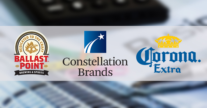 Constellation Brands Increases FY18 Comparable EPS Outlook