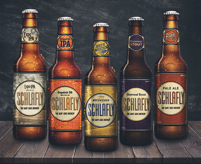 Major Brands The Largest Missouri Owned Distributor Of Beer Wine And Spirits Has Released Schlafly Beers Brand Rights To Saint Louis Brewery