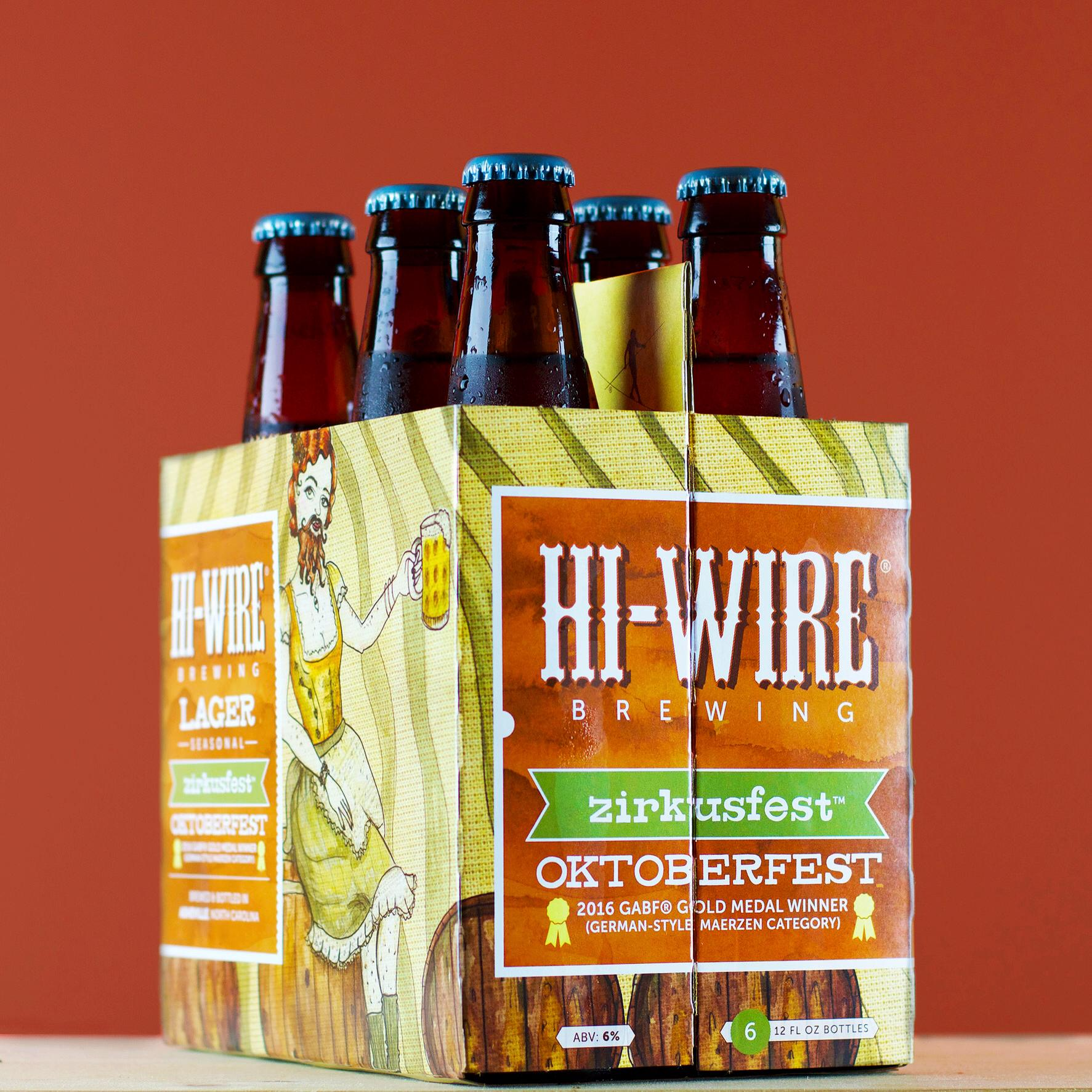 Hi-Wire Brewing Announces 2017 Fall Seasonals and Specialties | Brewbound.com