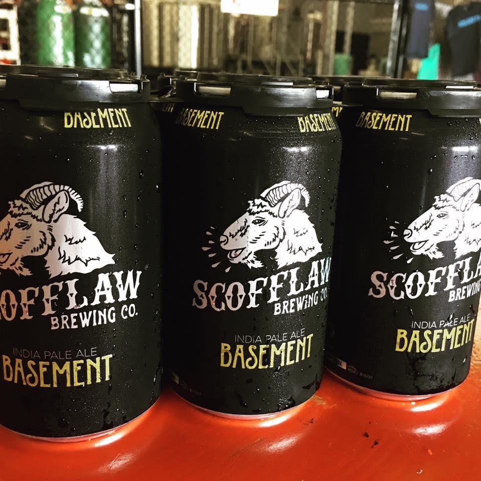 Scofflaw Brewing Triples Capacity, Resumes Canning   Brewbound.com