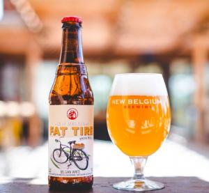 New Belgium Releases Fat Tire Belgian White Brewbound Com